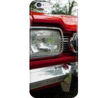 Little red Capri iPhone Case/Skin
