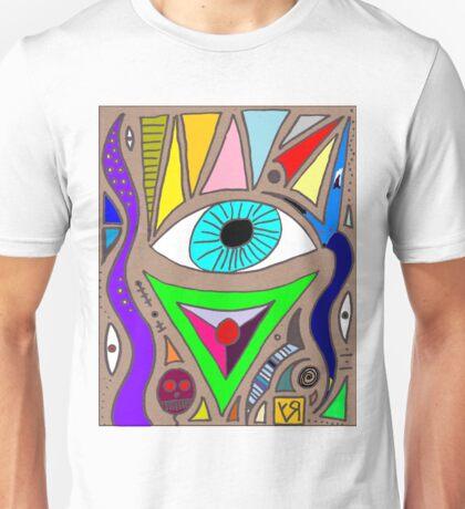 """Vision Quest"" by Richard F. Yates Unisex T-Shirt"