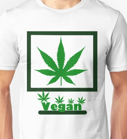 Vegan Herb Unisex T-Shirt