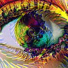 Spiritual Eye by Brian Exton