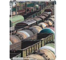 Trains Railroad Junction iPad Case/Skin