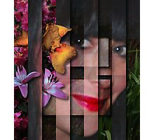 The Face of a Thousand Answers Photographic Print