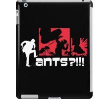 Ant-Mush iPad Case/Skin