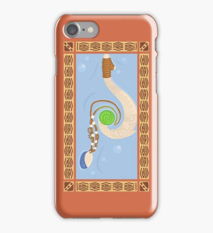 Maui and Moana iPhone Case/Skin