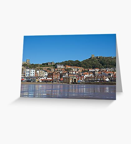 Scarborough. Greeting Card