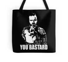 Jesse Pinkman - YOU BASTARD Tote Bag