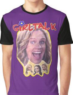 Girl Talk Fuller House Graphic T-Shirt