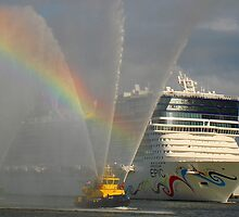 Norwegian Epic by Thea 65