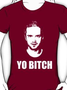 Jesse Pinkman - YO BITCH T-Shirt
