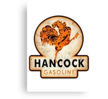 Hancock Gasoline Canvas Print