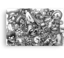 The Moopits Canvas Print