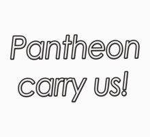 Pantheon- Carry us by Bells94