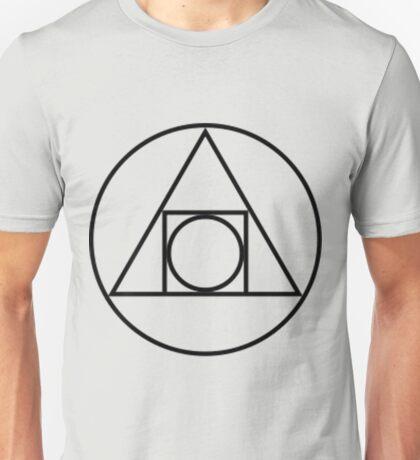 Philosophers Stone Alchemical Symbol Unisex T-Shirt