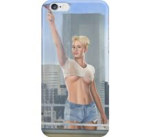 Caught You Looking iPhone Case/Skin