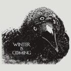 Three-eyed Raven ( GoT ) by lab80