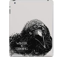 Three-eyed Raven ( GoT ) iPad Case/Skin