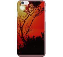 MontereySunset iPhone Case/Skin