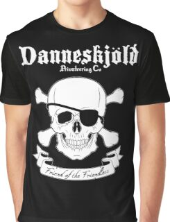Danneskjöld Privateering Co Graphic T-Shirt