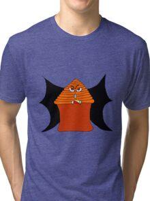 bat cake Tri-blend T-Shirt