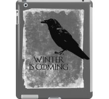 Raven ( GoT ) iPad Case/Skin