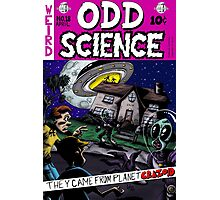 Odd Science Photographic Print