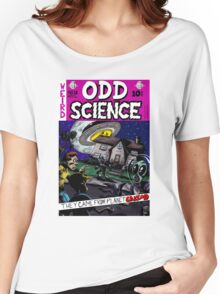Odd Science Women's Relaxed Fit T-Shirt