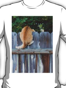 OMG There's A Dog Down There! T-Shirt