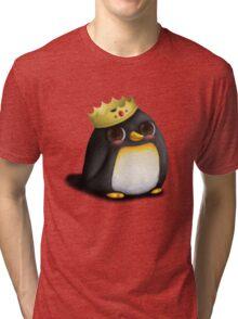 Royal Penguin Tri-blend T-Shirt