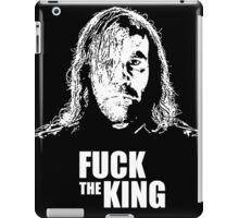 GOT - FUCK THE KING iPad Case/Skin