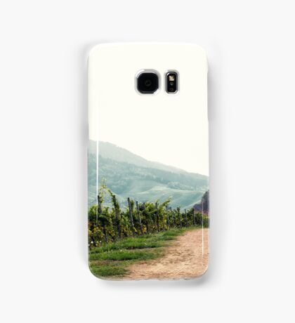 View of the castle Staufenberg #1 Samsung Galaxy Case/Skin