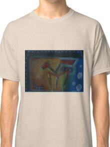 Tripedal Monster Reflection Classic T-Shirt