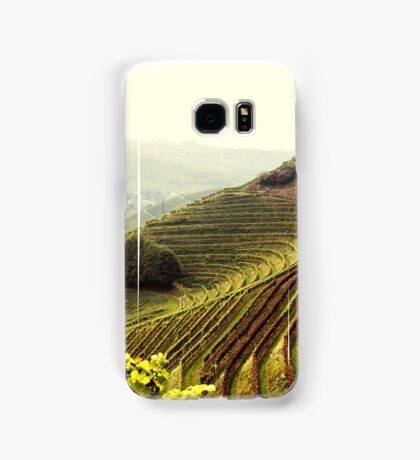 View of the castle Staufenberg #2 Samsung Galaxy Case/Skin