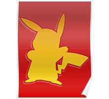 Pikachu Pokémon Poster