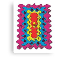 Tripping Out Canvas Print