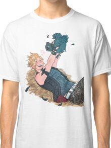 No Wrong Way to Love a Chocobo Classic T-Shirt
