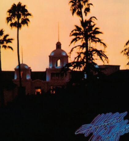 Hotel California Sticker Sticker