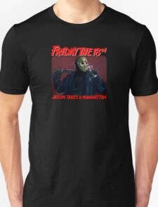 Vorhees' Day Off - Friday The 18th  T-Shirt