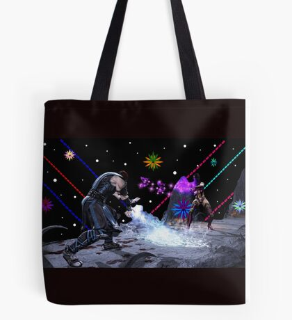 Mortal Kombat (Artist Tribute) Tote Bag