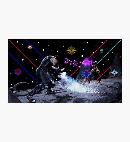 Mortal Kombat (Artist Tribute) Photographic Print