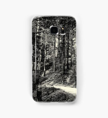 Through the forest #2 Samsung Galaxy Case/Skin