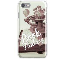 BOOK FANTASY iPhone Case/Skin