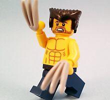 Wolverine by DannyboyH
