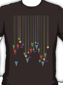 Paper Airplane 55 T-Shirt
