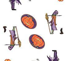 Halloween 2014 Ditzy by Amy-Elyse Neer