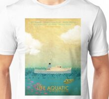 The Life Aquatic Film Poster Unisex T-Shirt