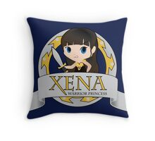XENA the Warrior Princess Throw Pillow