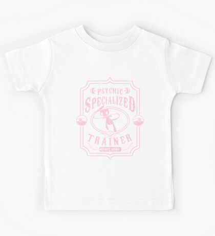 Psychic Specialized Trainer Kids Tee