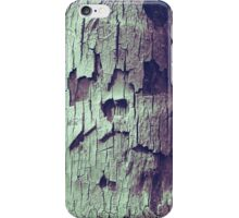 Bark face iPhone Case/Skin