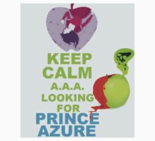 Keep Calm Theory - PRINCE AZURE Kids Clothes