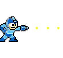 Megaman 8 Bit by saikuron